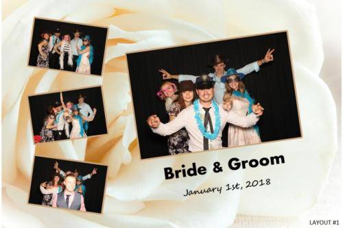 Wedding Example Layout 1