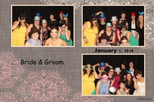 Wedding Example Layout 11