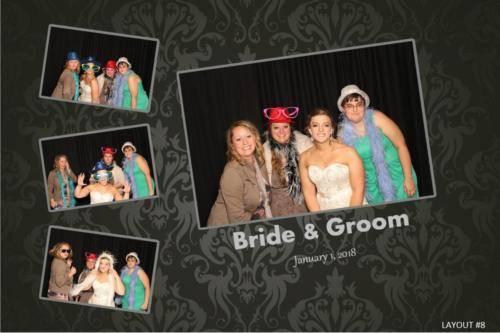 Wedding Example Layout 8