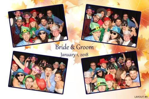 Wedding Example Layout 9